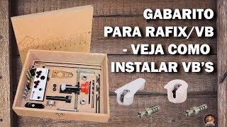 Gabarito para Rafix/Vb Zinni - Veja como utilizar