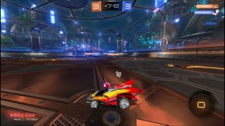 3V3 in ROCKET LEAGUE..