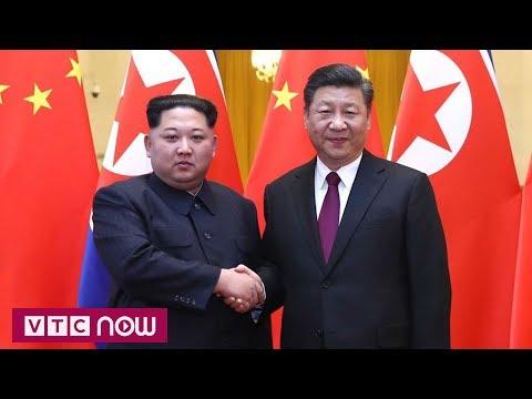 Ông Kim tăng vị thế sau chuyến thăm Trung Quốc | VTC1 - Thời lượng: 2 phút, 4 giây.