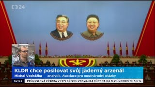 KLDR chce posilovat svůj jaderný arzenál