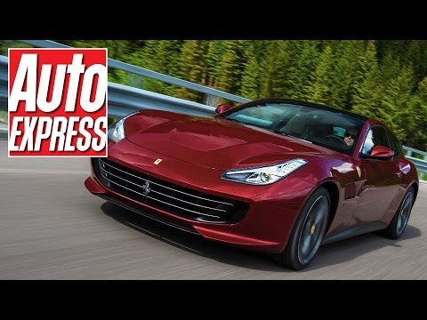 Ferrari GTC4 Lusso review: 681bhp V12 4-seater unleashed!