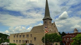 LaVale (MD) United States  City new picture : First Presbyterian Church of Cumberland, Cumberland, Maryland, USA, Jun 2011