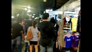 Pratunam Night Market In Bangkok