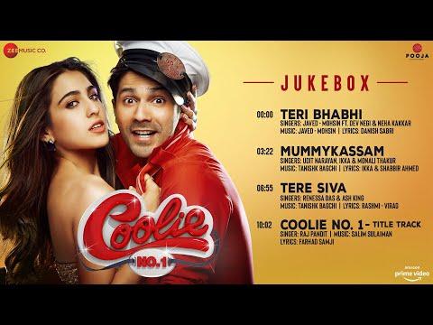 Coolie No. 1 - Full Album   Varun Dhawan & Sara Ali Khan