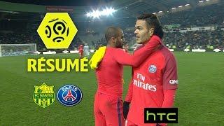 Video FC Nantes - Paris Saint-Germain (0-2)  - Résumé - (FCN - PARIS) / 2016-17 MP3, 3GP, MP4, WEBM, AVI, FLV Mei 2017