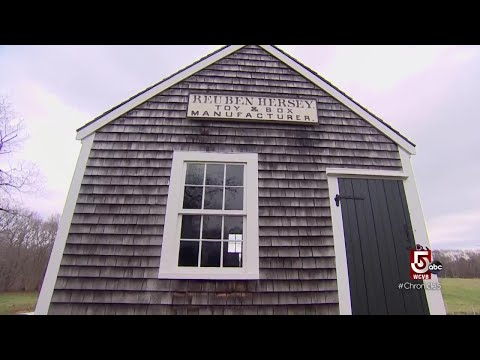 Hingham is home to toy history