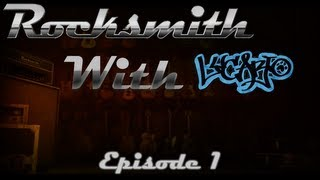 Greetings and welcome back Chaos-Ensuers! This time, we're looking at Rocksmith for the PC that recently just came out. I'll walk you through a very quick ...