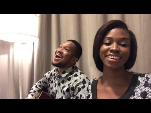 LAWRENCE AND DARASIMI SINGS NEW SONG FOR NIGERIA - NIGERIA WILL BE GREAT AGAIN