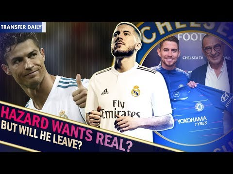 Real Madrid WON'T BUY Eden Hazard, Here's why... || Chelsea Transfer Daily