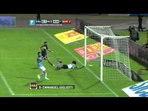 El gol sobre la hora de Boca en Córdoba