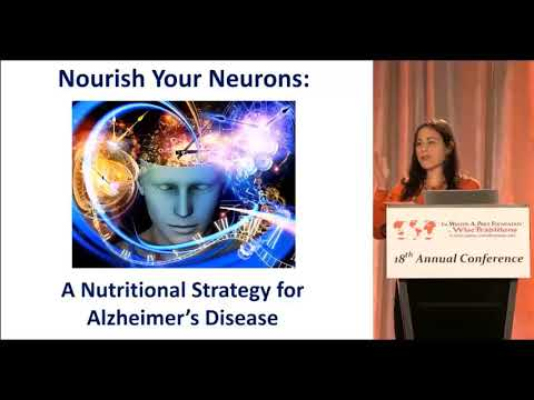 29673   Nourish Your Neurons Preventing Alzheimer's with Good Nutrition