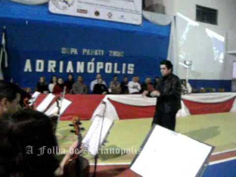 A Folha de Adrianópolis - Copa Parati 2009