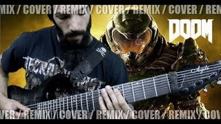 DOOM 2016 - Title Theme | METAL COVER