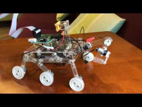 樂學網線上補習-思頂機器人-2017上火星的好奇號機器人冬令營招生中