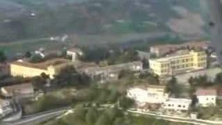 Alanno Italy  City new picture : Volo su Alanno e Rosciano