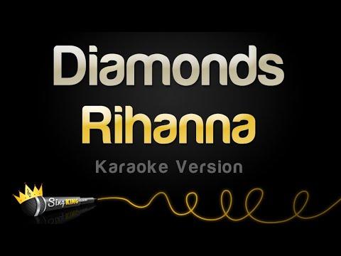 Rihanna – Diamonds (Karaoke Version)