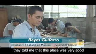Escuela El Sembrador En Catacamas, Olancho. Honduras