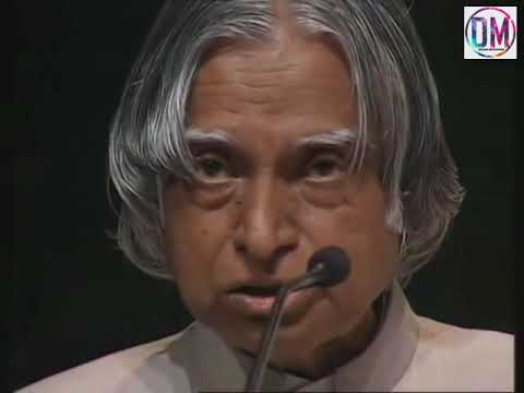 A.P.J.Abdul kalam Inspirational lesson for lifetime