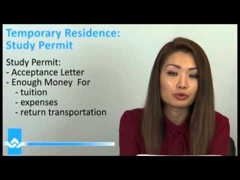 Canada Study Permit Eligibility Video