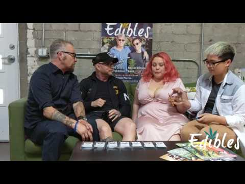 Pride Cannabis Interview with Edibles Magazine
