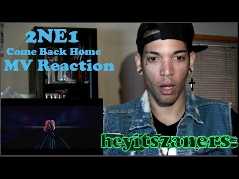 "2NE1 ""Come Back Home"" MV Reaction