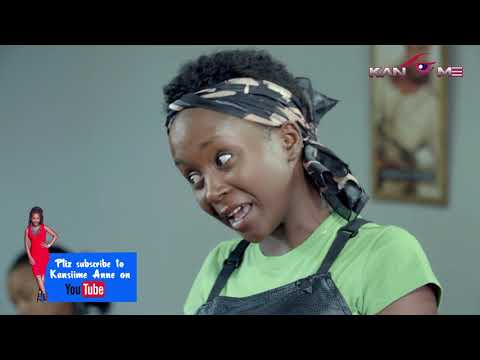The pregnancy Comb. Kansiime Anne. African comedy.