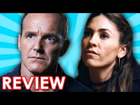 """Agents of SHIELD Season 4 Episode 3 REVIEW """"Uprising"""""""