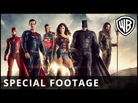 Justice League - Special Comic-Con Footage - Warner Bros. UK