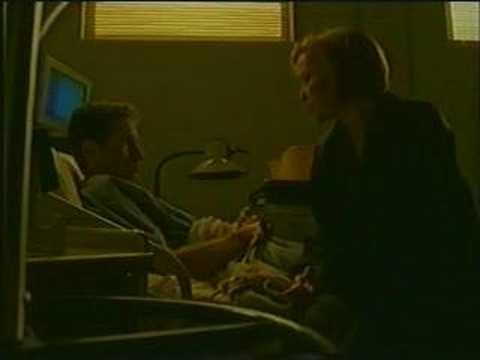 X-Files Season 7 Bloopers