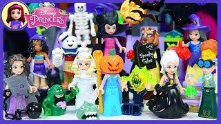 Video Lego Disney Princess Scary Halloween Dress Up Costumes Kids Toys Silly Play MP3, 3GP, MP4, WEBM, AVI, FLV Agustus 2018