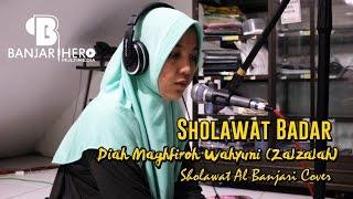 Video Sholawat Badar (Banjari Cover) - Diah Maghfiroh Zalzalah MP3, 3GP, MP4, WEBM, AVI, FLV Desember 2017