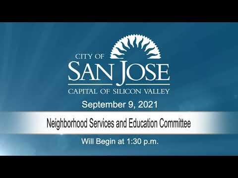 SEP 09 2021 | Neighborhood Services