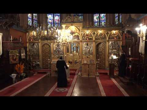 2020.05.22 ora 18:00 DIRECT Acatist și Paraclis, Catedrala din Paris
