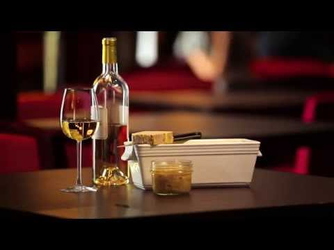 Hélène Darroze  - Foie Gras With Sauternes Terrine And Tips