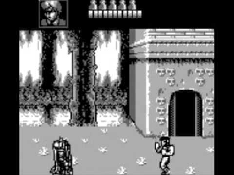 Double Dragon III : The Sacred Stones Game Boy