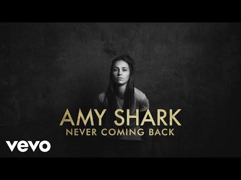 Amy Shark - Never Coming Back (Lyric Video)