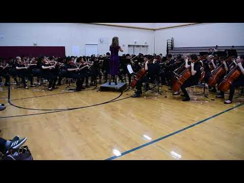 """2018 PCMS Intermediate Orchestra  """"Spatarcus"""""""