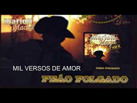 Marlon Maciel - Mil versos de amor