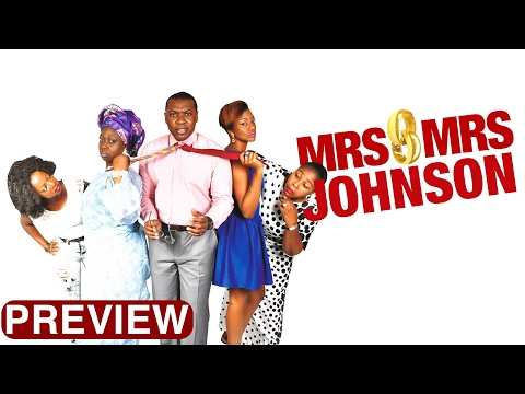 Mrs & Mrs Johnson - Latest 2017 Nigerian Nollywood Drama Movie (10 min preview)