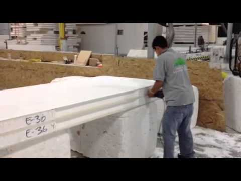 Manufacturing SIP Panels - Innova Panel