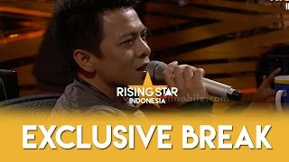 Video Exclusive Break! Ariel Posesif Selama Combreak | Rising Star Indonesia 2016 MP3, 3GP, MP4, WEBM, AVI, FLV Januari 2019