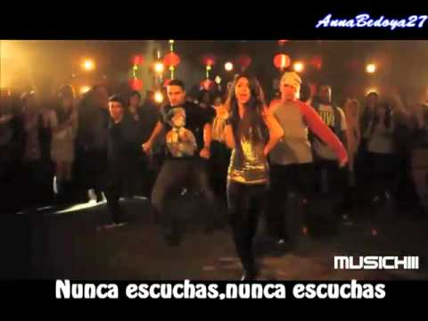 Victoria Justice - Freak The Freak Out  (Subtitulos en español)