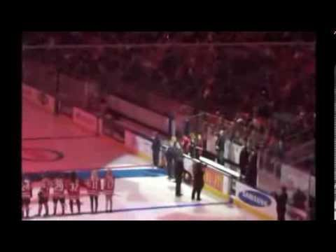 Canada v USA: Send-off to Sochi Experience