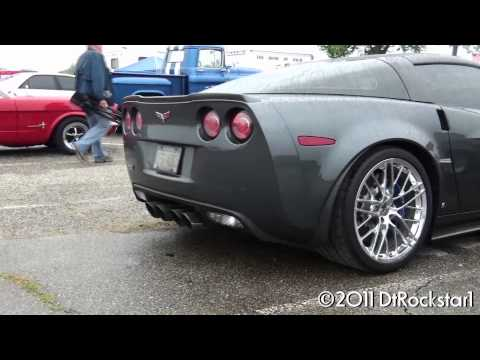 Corvette Stingray  Viper on Corvette Zr1 Vs Lambo Sv By Autocar Co Uk   Youtube