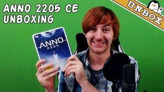 Anno 2205 Collector´s Edition Unboxing - Was bekommen wir für unser Geld?