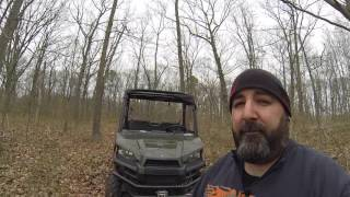 10. polaris ranger 570 first look