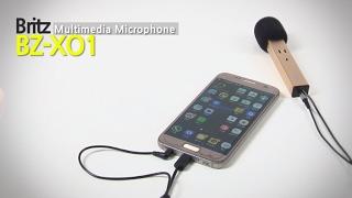 Download Lagu 안드로이드 스마트폰 전용 멀티미디어 마이크 브리츠 BZ-XO1 Mp3