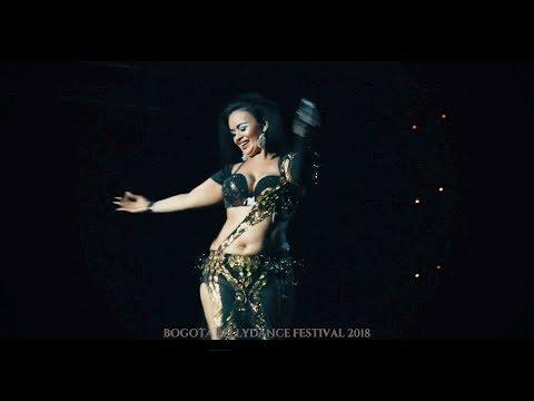 """ANNA BORISOVA - Tarab """"O'youn El Elb"""" 2018"""