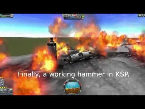 KSP : Funniest Way to Destroy the Runway