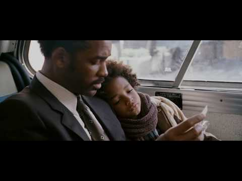 The Pursuit of Happyness - Bridge over troubled water